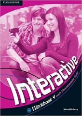Interactive Level 4 Workbook with Downloadable Audio - фото обкладинки книги