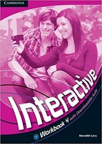 Робочий зошит Interactive Level 4 Workbook with Downloadable Audio