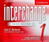 Interchange 3rd Edition 1. Class Audio CDs - фото обкладинки книги
