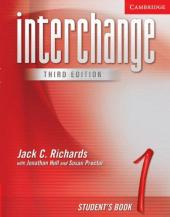 Interchange 3rd edition 1. Student's Book - фото обкладинки книги