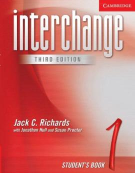 Interchange 3rd edition 1. Student's Book - фото книги