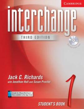 Interchange 3rd edition 1. Student's Book with Audio CD - фото книги