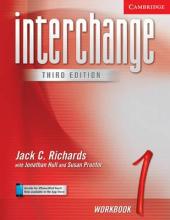 Interchange 3rd edition 1. Workbook - фото обкладинки книги