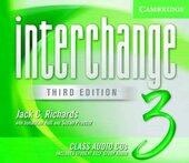 Interchange 3rd edition 3. Class Audio CDs (комплект із 3 аудіодисків) - фото обкладинки книги