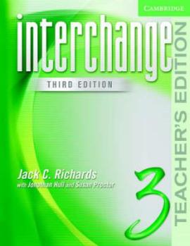 Interchange 3rd edition 3. Teacher's Edition - фото книги