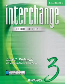 Interchange 3rd edition 3. Workbook - фото книги
