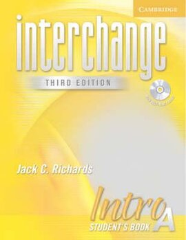 Interchange 3rd Edition Intro A. Student's Book with Audio CD - фото книги