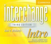 Interchange 3rd edition Intro. Class Audio CDs (комплект із 3 аудіодисків) - фото обкладинки книги