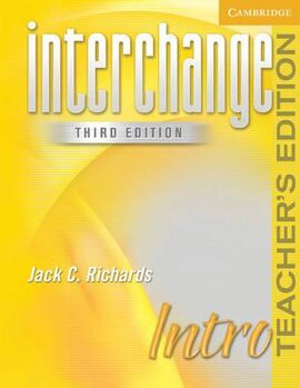 Interchange 3rd edition Intro. Teacher's Edition - фото книги