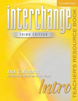 Interchange 3rd edition Intro. Teacher's Resource Book - фото книги