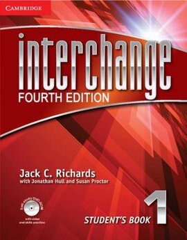 Interchange 4th Edition 1. Student's Book with Self-study DVD-ROM - фото книги