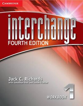 Interchange 4th Edition 1. Workbook - фото книги