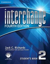 Interchange 4th Edition 2. Student's Book with Self-study DVD-ROM - фото обкладинки книги