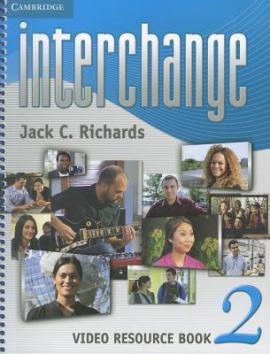 Interchange 4th Edition 2. Video Resource Book (брошура із відп. та інстр. для вчителя до відео) - фото книги