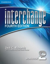 Interchange 4th Edition 2. Workbook - фото обкладинки книги