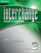 Interchange 4th Edition 3. Workbook - фото обкладинки книги