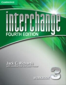 Interchange 4th Edition 3. Workbook - фото книги