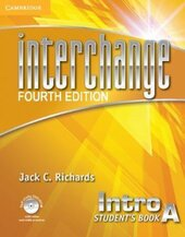 Interchange 4th Edition Intro A. Student's Book with Self-study DVD-ROM - фото обкладинки книги