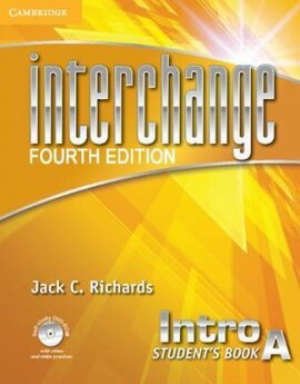 Interchange 4th Edition Intro A. Student's Book with Self-study DVD-ROM - фото книги
