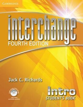 Interchange 4th Edition Intro. Student's Book with Self-study DVD-ROM - фото книги