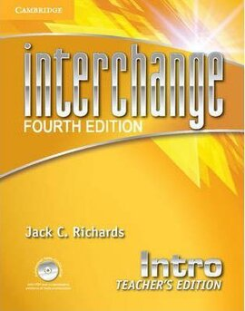 Interchange 4th Edition Intro. Teacher's Edition with Assessment Audio CD/CD-ROM - фото книги