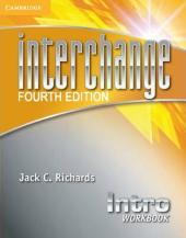 Interchange 4th Edition Intro. Workbook - фото обкладинки книги