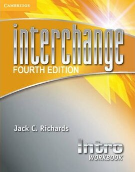 Interchange 4th Edition Intro. Workbook - фото книги