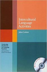Intercultural Language Activities with CD-ROM - фото обкладинки книги