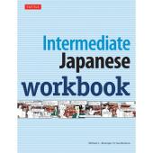 Intermediate Japanese Workbook - фото обкладинки книги