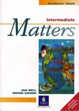 Підручник Intermediate Matters Student's Book Revised Edition
