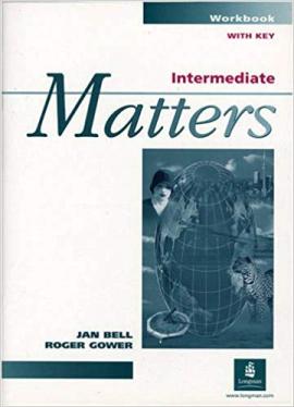 Робочий зошит Intermediate Matters Workbook With Key