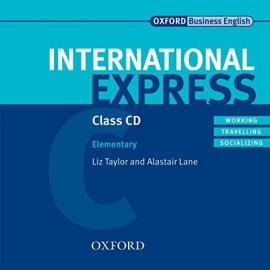 International Express Interactive Edition Elementary: Class Audio CD (аудіодиск) - фото книги