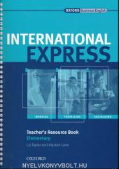 International Express Interactive Edition Elementary: Teacher's Resource Book - фото обкладинки книги