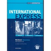 International Express Interactive Edition Elementary: Workbook with Audio CD - фото обкладинки книги