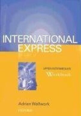 International Express Upper-intermediate. Workbook - фото книги