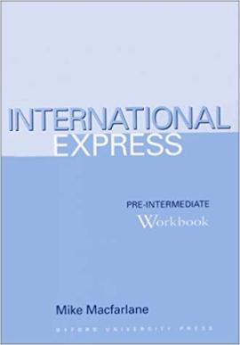 International Express: Workbook Pre-intermediate level - фото книги