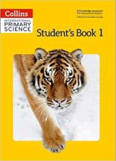 Робочий зошит International Primary Science Student's Book 1