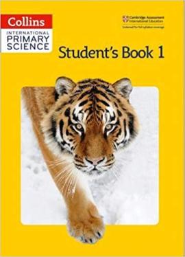 International Primary Science Student's Book 1 - фото книги