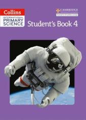 International Primary Science Student's Book 4 - фото обкладинки книги