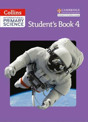 Підручник International Primary Science Student's Book 4