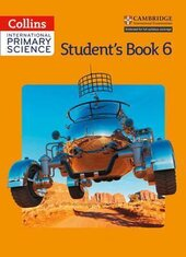 International Primary Science Student's Book 6 - фото обкладинки книги