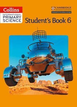 Підручник International Primary Science Student's Book 6