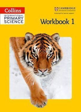 International Primary Science Workbook 1 - фото книги