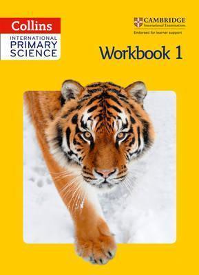 Робочий зошит International Primary Science Workbook 1