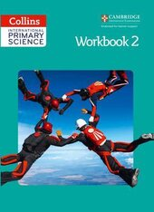 Робочий зошит International Primary Science Workbook 2