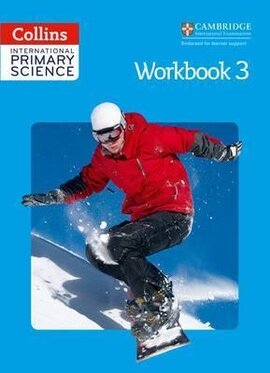 International Primary Science Workbook 3 - фото книги