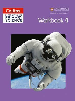 Робочий зошит International Primary Science Workbook 4