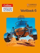 International Primary Science Workbook 6 - фото обкладинки книги