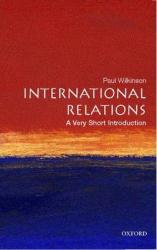 International Relations: A Very Short Introduction - фото обкладинки книги