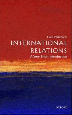 International Relations: A Very Short Introduction - фото книги